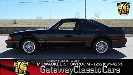 1989 Ford Mustang GT Hatchback for sale 100982577