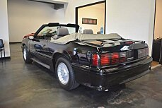 1989 Ford Mustang GT Convertible for sale 100984580