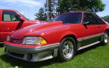 1989 Ford Mustang GT Hatchback for sale 100995087