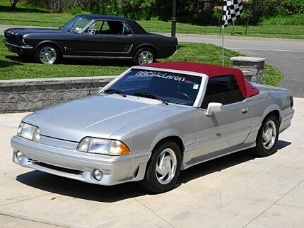 1989 Ford Mustang LX V8 Coupe for sale 101021234