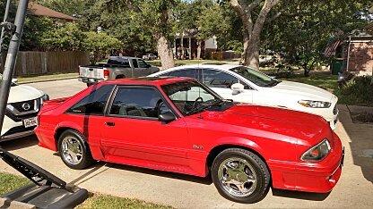1989 Ford Mustang GT Hatchback for sale 101029341