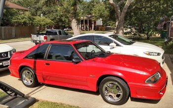 1989 Ford Mustang GT Hatchback for sale 101029341