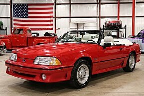 1989 Ford Mustang GT Convertible for sale 101040145