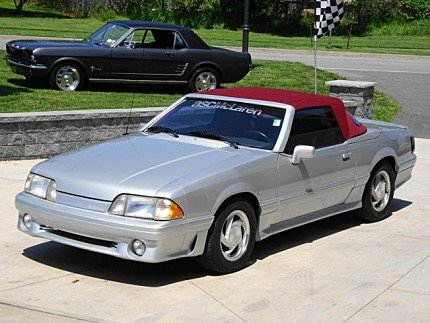 1989 Ford Mustang LX V8 Coupe for sale 101042454