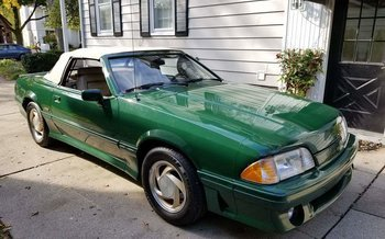1989 Ford Mustang LX V8 Convertible for sale 101052048