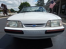 1989 Ford Mustang LX Convertible for sale 100993403