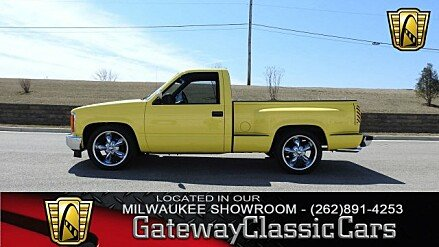 1989 GMC Sierra 1500 2WD Regular Cab for sale 100981556