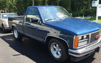 1989 GMC Sierra C/K1500 2WD Regular Cab for sale 100786884
