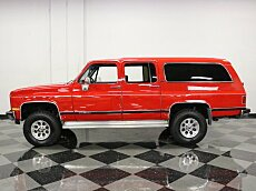 1989 GMC Suburban 4WD for sale 100890446