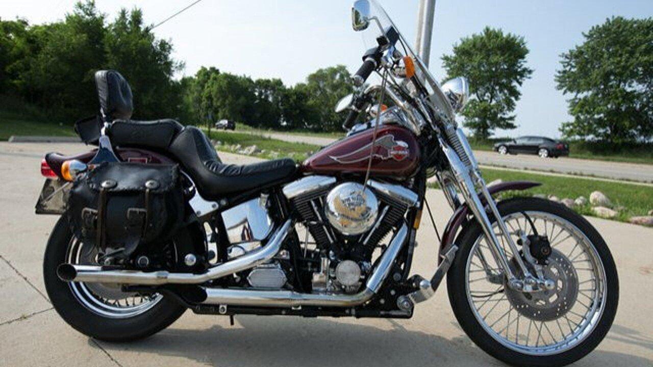 1989 Harley-Davidson Softail for sale 200599029