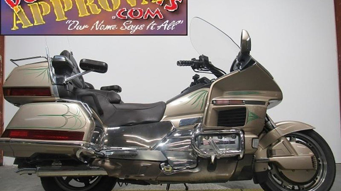 1989 Honda Gold Wing for sale 200516981
