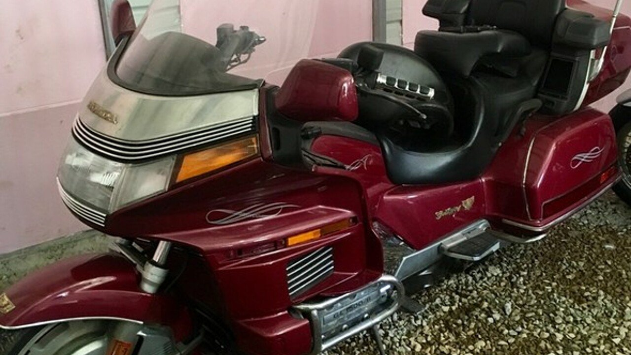 1989 Honda Gold Wing for sale 200546486