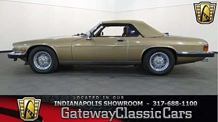 1989 Jaguar XJS V12 Convertible for sale 100776500
