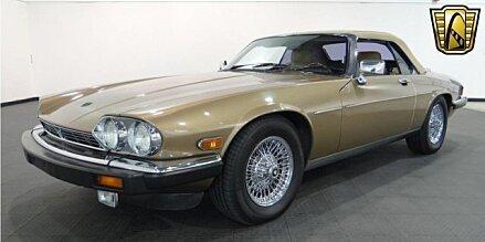 1989 Jaguar XJS V12 Convertible for sale 100776500