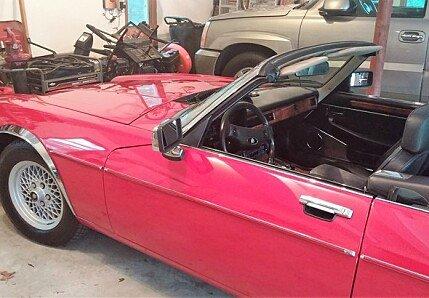 1989 Jaguar XJS V12 Convertible for sale 100797666