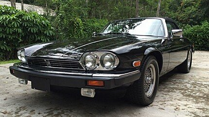 1989 Jaguar XJS V12 Convertible for sale 100848421