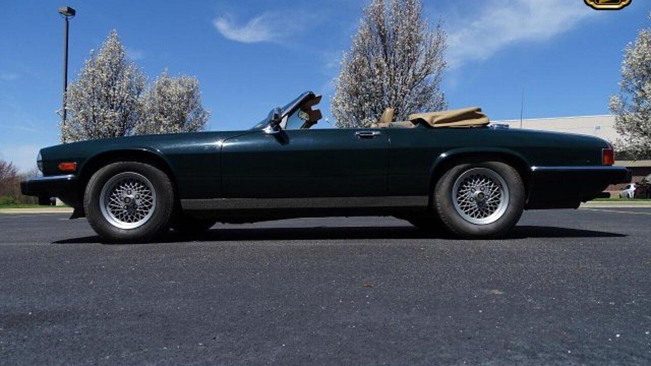 1989 Jaguar XJS V12 Convertible for sale near O Fallon, Illinois ...