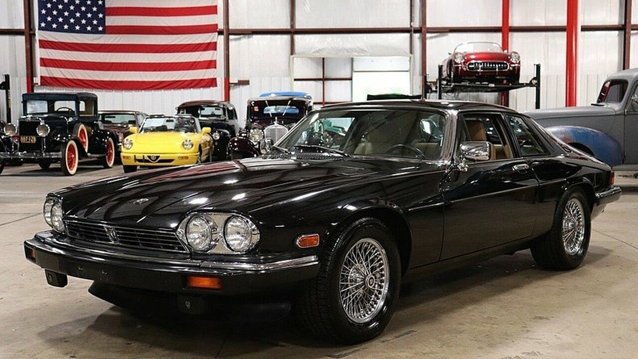 1989 Jaguar XJS V12 Coupe for sale 101019438