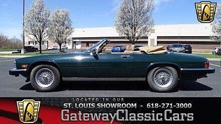 1989 Jaguar XJS V12 Convertible for sale 100979503