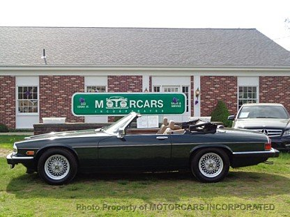 1989 Jaguar XJS V12 Convertible for sale 100987134