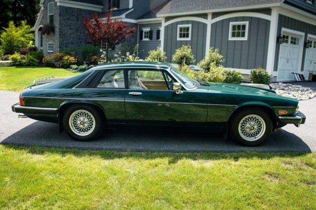 Delightful 1989 Jaguar XJS V12 Coupe For Sale 101042332