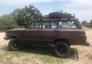 1989 Jeep Grand Wagoneer for sale 101000593