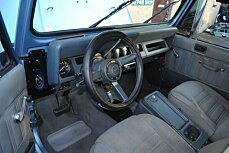 1989 Jeep Wrangler for sale 100858980