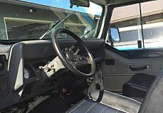 1989 Jeep Wrangler 4WD for sale 100868736