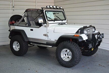 1989 Jeep Wrangler 4WD for sale 100914247