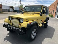 1989 Jeep Wrangler 4WD Islander for sale 100987082
