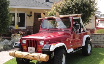 1989 Jeep Wrangler 4WD for sale 100966901