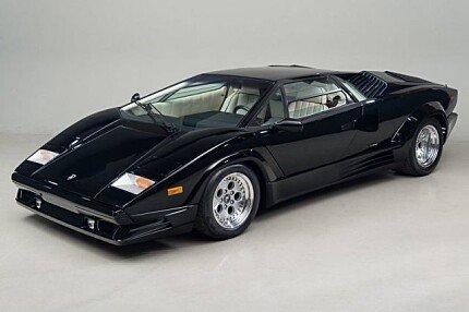 1989 Lamborghini Countach Coupe for sale 100853305