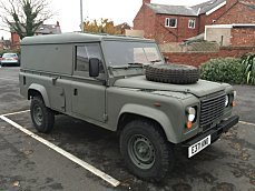 1989 Land Rover Defender for sale 100745596