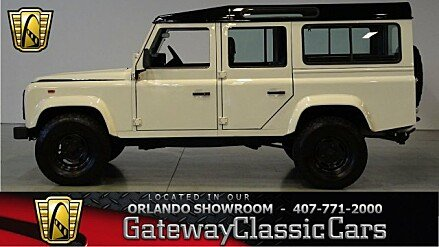 1989 Land Rover Defender for sale 100861595