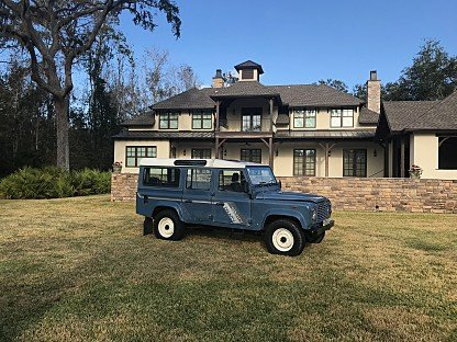1989 Land Rover Defender 110 for sale 100942868