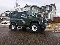 1989 Land Rover Defender 90 for sale 100967668