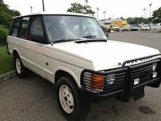 1989 Land Rover Range Rover for sale 100780470