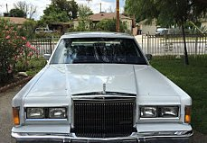 1989 Lincoln Town Car for sale 100792360
