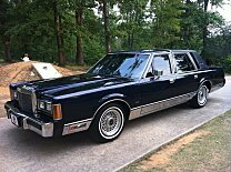 1989 Lincoln Town Car for sale 100923552