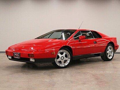 1989 Lotus Esprit for sale 100977285