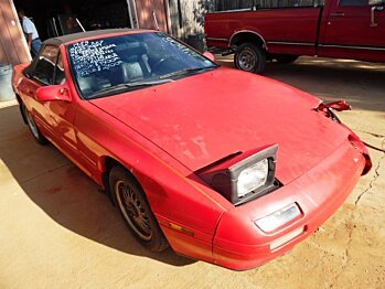 1989 Mazda RX-7 Convertible for sale 100291017