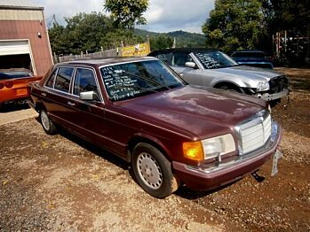 1989 Mercedes-Benz 420SEL for sale 100749687