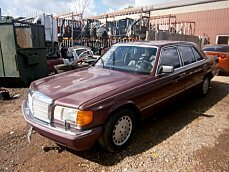 1989 Mercedes-Benz 420SEL for sale 100292837