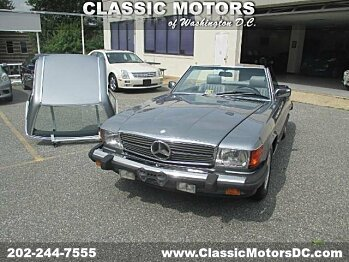 1989 Mercedes-Benz 560 Series for sale 100903543