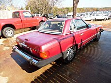 1989 Mercedes-Benz 560SL for sale 100290357