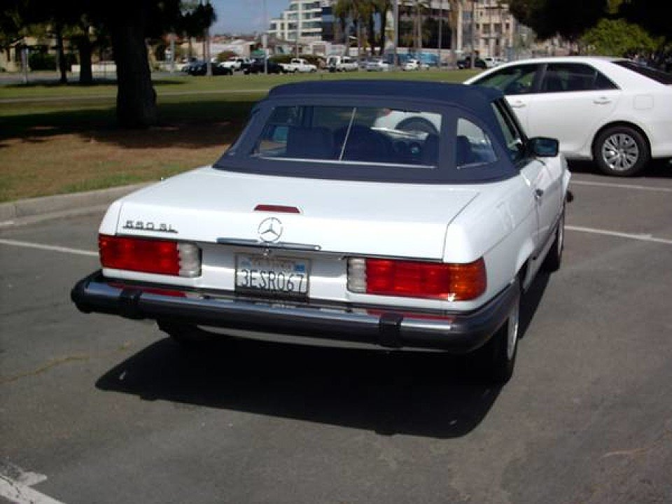 1989 mercedes benz 560sl for sale near san diego for Mercedes benz for sale autotrader