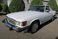 1989 Mercedes-Benz 560SL for sale 100762437