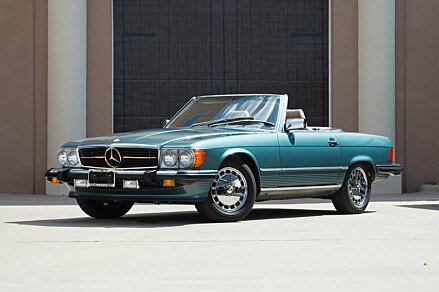 1989 Mercedes-Benz 560SL for sale 100776423