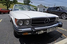 1989 Mercedes-Benz 560SL for sale 100785124