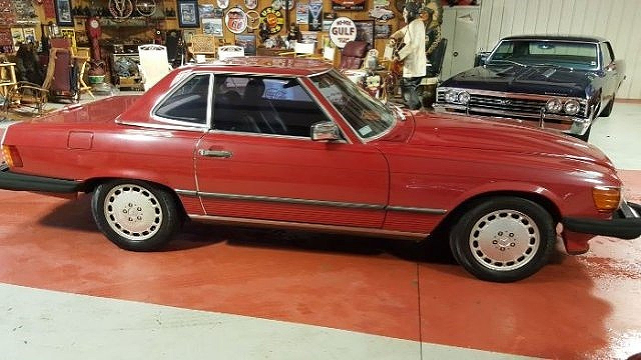 1989 mercedes benz 560sl for sale near cadillac michigan for Mercedes benz bloomfield mi